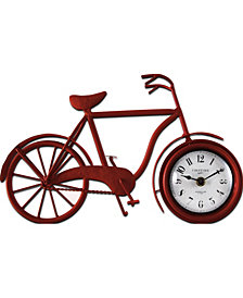 Firstime and Co. Bicycle Tabletop Clock