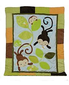 Nurture Swing 3 Piece Bedding Set