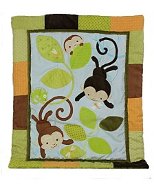 Nurture Swing 3 Piece Bedding Set