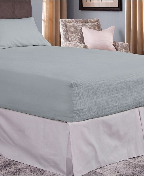 Bed E Trade 100 Cotton Flannel King 4 Piece Sheet