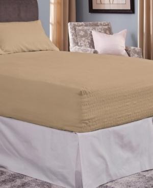 Bed Tite 100% Cotton Flannel King 4 Piece Sheet Set Bedding