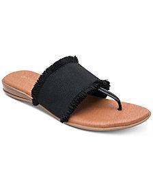 Andrea Assous Nanette Flat Sandals