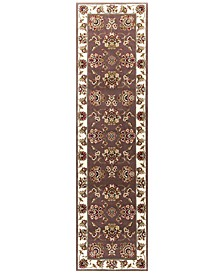 "Cambridge Floral Mahal 2'2"" x 7'11"" Runner Area Rug"
