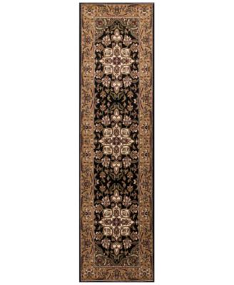 "Cambridge Kashan Medallion 2'2"" x 7'11"" Runner Area Rug"