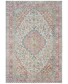 """Oriental Weavers Sofia 85812 Ivory/Pink 8'3"""" x 11'6"""" Area Rug"""