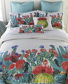 Morning Desert Cotton Quilt Collection, Queen