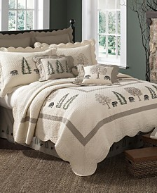 Bear Creek Cotton Quilt Collection, Twin