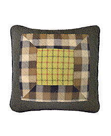 Forest Square Decorative Pillow