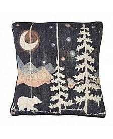 Moonlit Bear Cotton Quilt Collection, Accessories