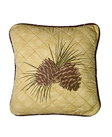 Brown Antler Woods Cotton Quilt Collection, Accessories