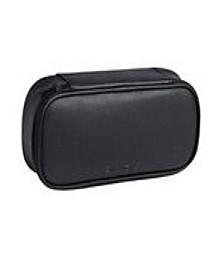 Small Black Brush Bag