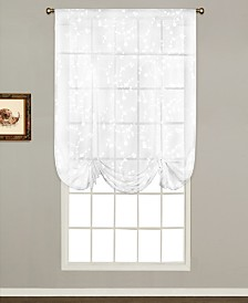 "Savannah 40"" X 63"" Tie Up Shade"