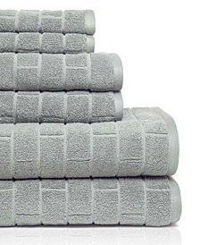 Cobblestone Tiles 6 Piece Towel Set