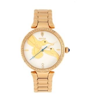 Quartz Nora Gold Stainless Steel Watch