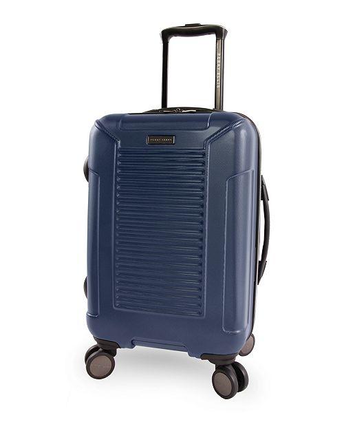 "Perry Ellis Nova 21"" Spinner Luggage"