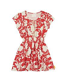 Masala Baby Girls Organic Cotton Mia Dress Jolie