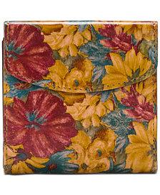 Patricia Nash Printed Reiti Wallet
