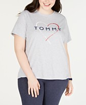 5004a4554b Plus Size Graphic Tees  Shop Plus Size Graphic Tees - Macy s