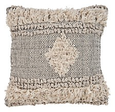 LR Home Diamond Beauty Cottage Throw Pillow