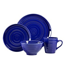 Over and Back Farmhouse 16Pc Dinnerware Set