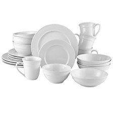 Over and BackHighline 20Pc Dinnerware Set