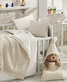 Nature Premium 7 Piece Crib Bedding Set