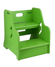 2-Position Adjustable Step Stool