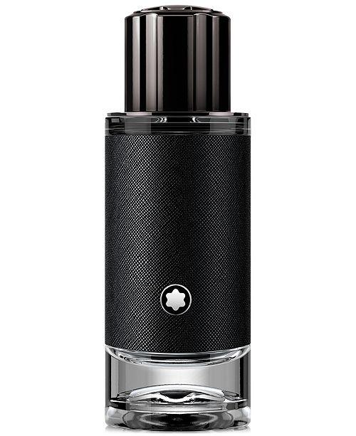 Montblanc Men's Explorer Eau de Parfum Spray, 1-oz.