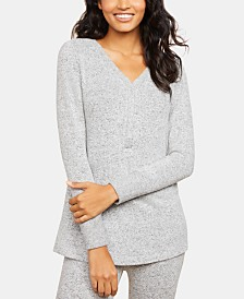 Motherhood Maternity Henley Pajama Top
