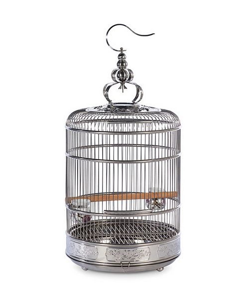 Prevue Pet Products Lotus Stainless Steel Bird Cage 150