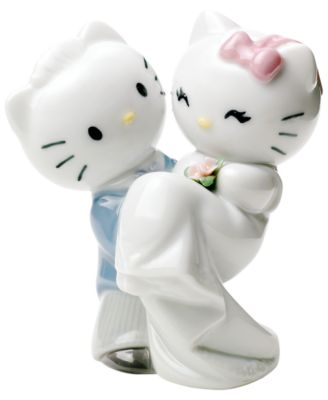 Hello Kitty Gets Married Collectible Figurine