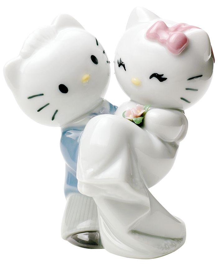 Lladró - Hello Kitty Gets Married Figurine