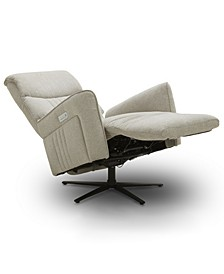 Ferndown Fabric Power Recliner with 3 Motors in Zero Gravity