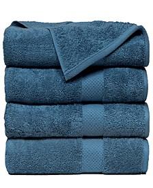 Luxurious 600 GSM Cotton Bath Towel (4 Pack)
