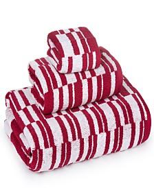Casa Platino - Stratus Stripe Soft Cotton 3 Piece Towel set