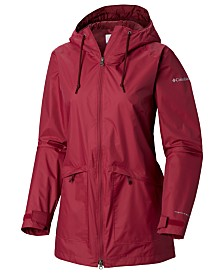 Columbia Arcadia Omni-Tech™ Water-Repellent Hooded Jacket