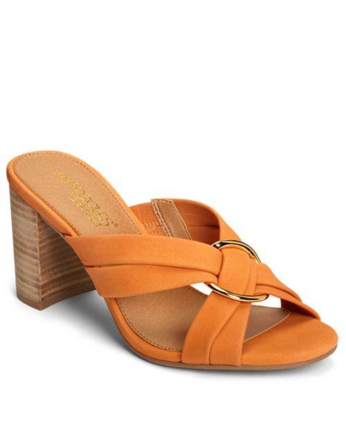 d67759f00bb Aerosoles High Water Dress Sandals   Reviews - Home - Macy s