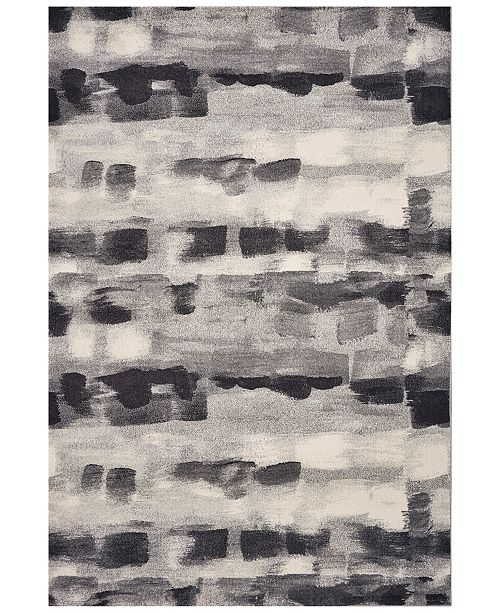 Kas Illusions Palette 6214 Gray Area Rug