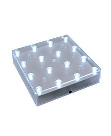Lumabase Set of 2 LED Base Light