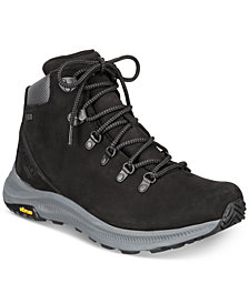 Merrell Men's Ontario Mid Waterproof Leather Hiker Boots