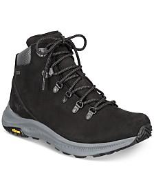 Merrell Men's Ontario Mid Waterproof Leather Hiker Boots