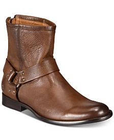Frye Men's Phillip Harness Boots