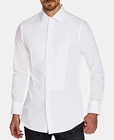 Men's Slim-Fit Stretch Tuxedo Shirt