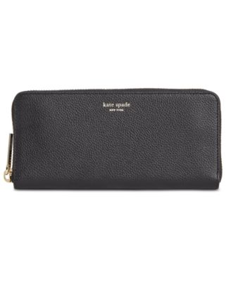 Kate Spade New York Womens Margaux Slim Continental Wallet