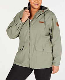 Plus Size Cultus Lake Hooded Jacket