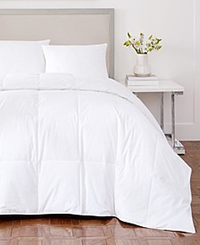 J. Queen New York Royalty No-Quill Feather Comforter Collection