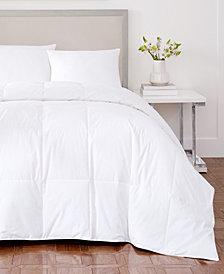 J. Queen New York Royalty Full/Queen No-Quill Feather Comforter