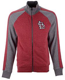 '47 Brand Men's St. Louis Cardinals Match Track Jacket