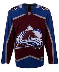 Authentic NHL Apparel Men's Colorado Avalanche Breakaway Jersey