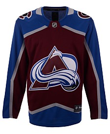 Authentic NHL Apparel Men's Colorado Avalanche Breakaway Jersey